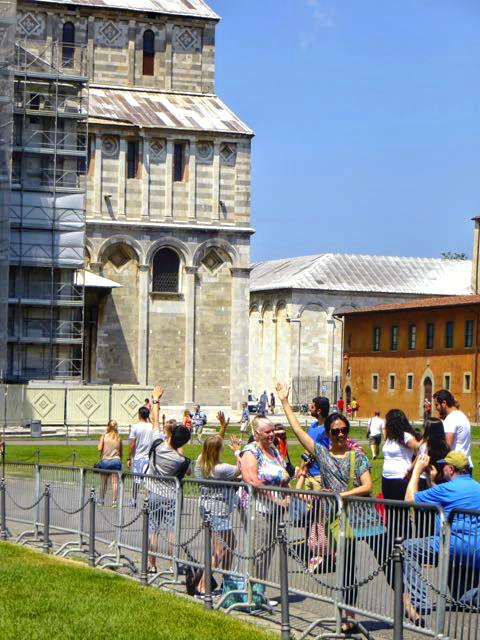 One Day in Pisa