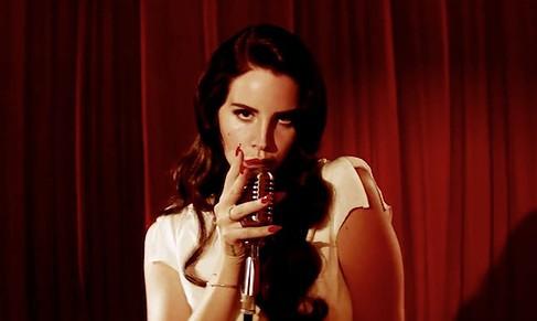 Lana Del Rey Buring Desire Music Video
