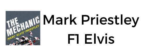 Mark Priestley F1 Elvis gpbox