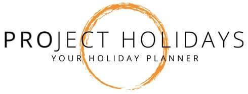 project holidays logo