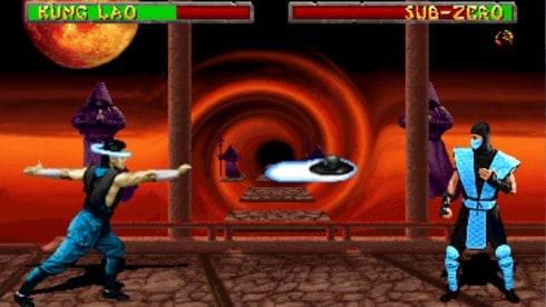 Mortal Komat 2