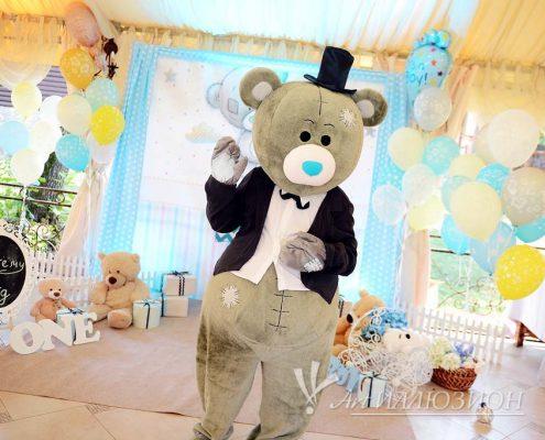 Организация и Проведение Детских Праздников в стиле Мишка Тедди