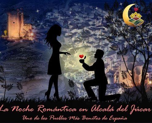Noche Romántica en Alcalá del Júcar