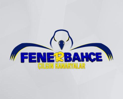 Logo Fenerbahce Cilgin Kanaryalar