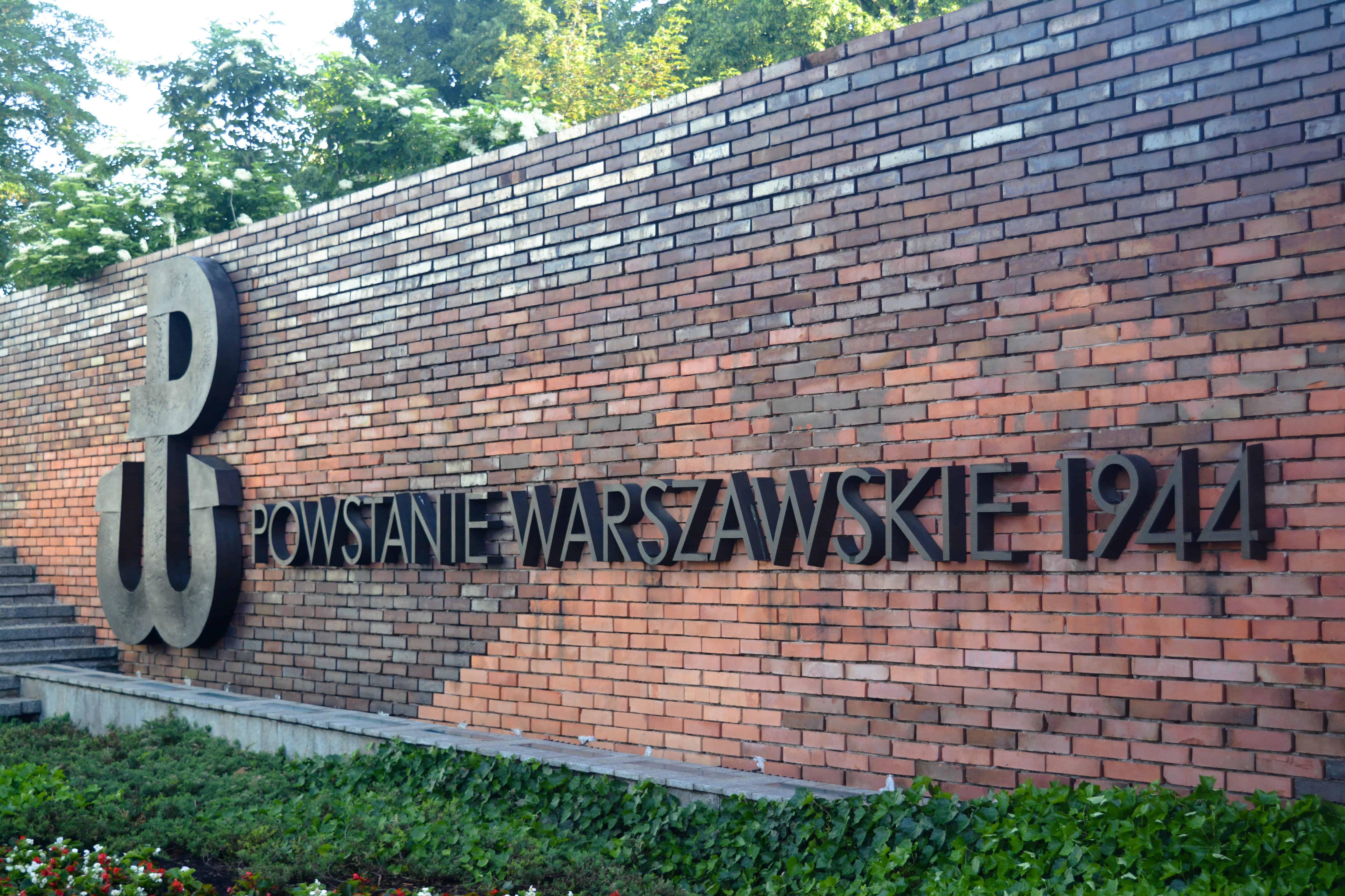 Museo del Insurrección de Varsovia