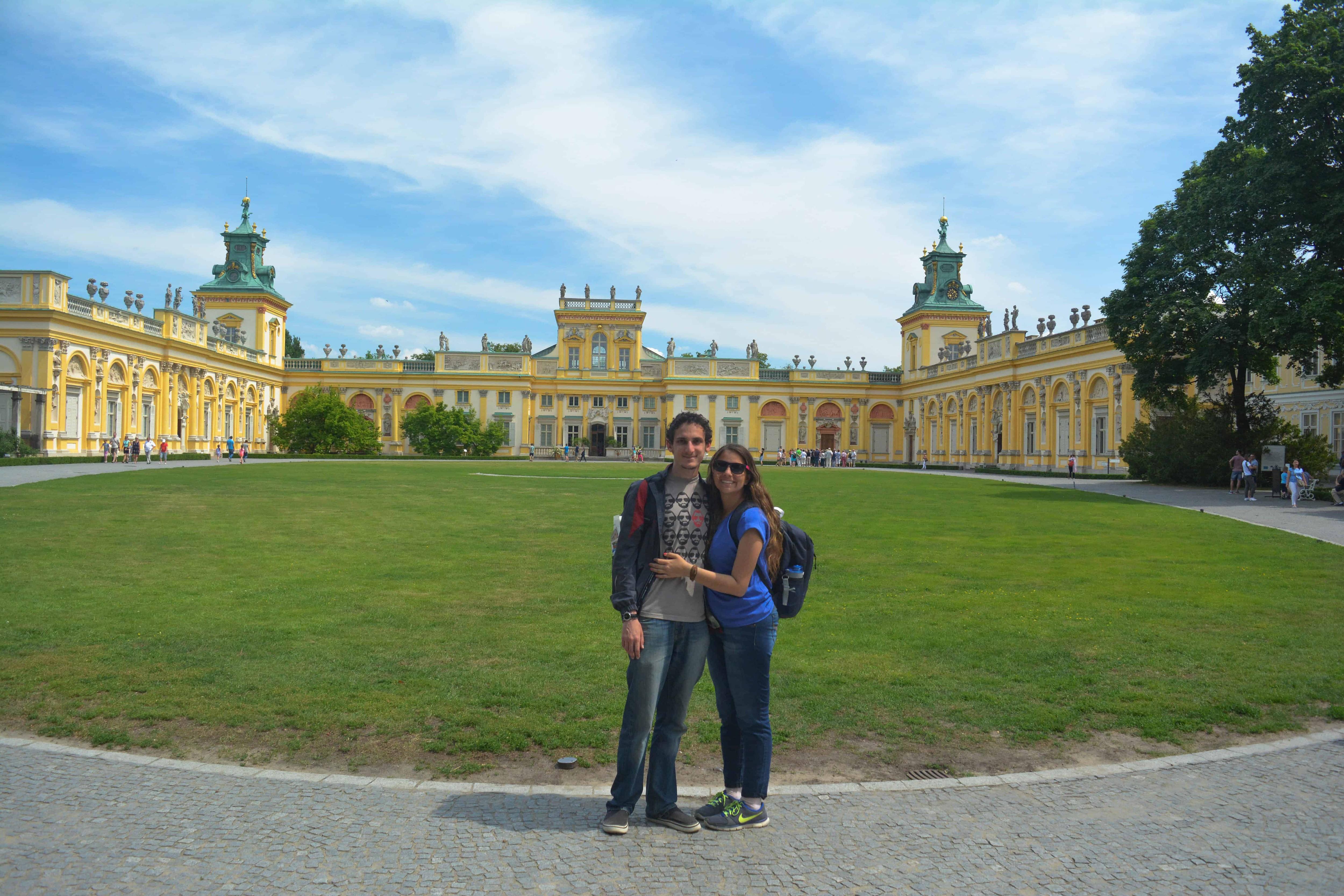 El Palacio de Wilanów