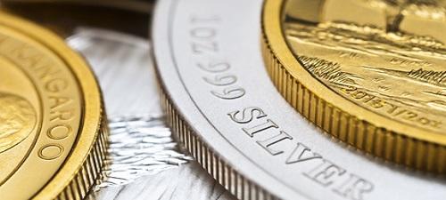 Gold und Silber (Foto: Stockfotos-MG)
