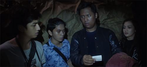 Cuplikan film #MalamJumat The Movie