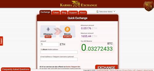 Karsha pagina web