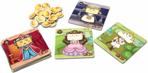 Tofu kingdom is a travel problem-solving game featuring colorful pictures of tofu royalty.