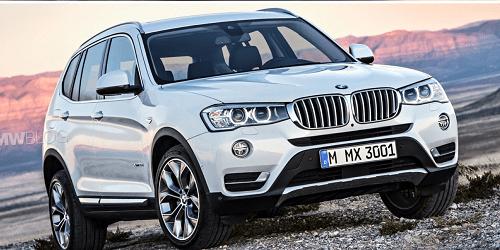 BMW X3 F25 G01 sicherste Alarmanlage