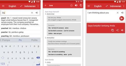 Download Aplikasi Kamusku Inggris Indonesia Android Offline