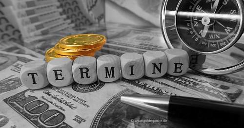 Gold, Goldpreis, Termine, Fed (Foto: Goldreporter)