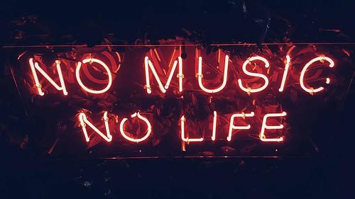 music, words