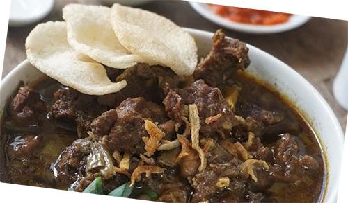 Nasi Rawon Bermanfaat bagi Kesehatan Tubuh