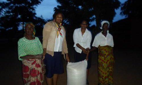 Sult i Malawi