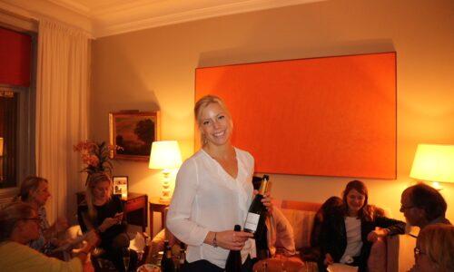 Hungry Wines vinprovning Lovisa Mörner