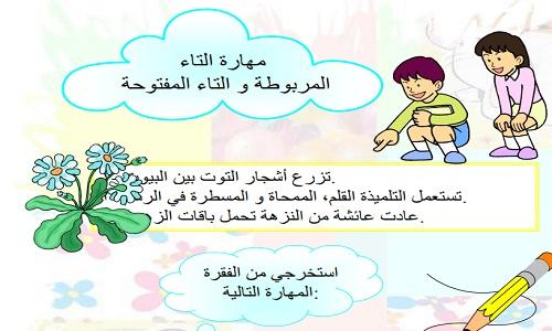 أفضل مذكرة لتأسيس مهارات اللغة العربية