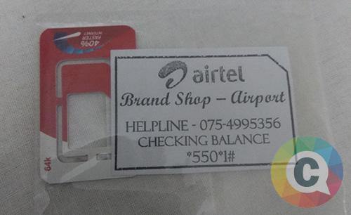 Paket SIM Card versi super ekonomis