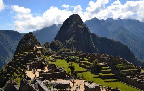 Day 7 - Arriving at Machu Picchu