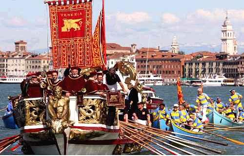 Festa della Sensa: Venezia e Firenze gemellate