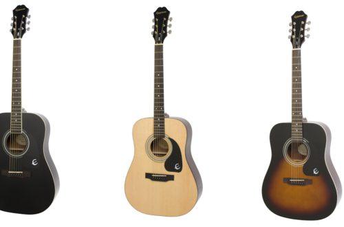 Epiphone DR-100 Acoustic Guitar
