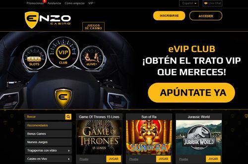 Enzo Casino revision