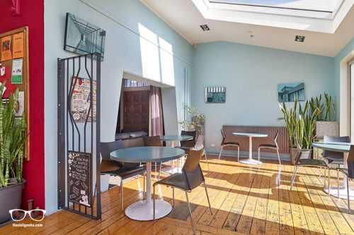 Jailhouse Accommodation is one of the best hostels in Christchurch, New Zealand