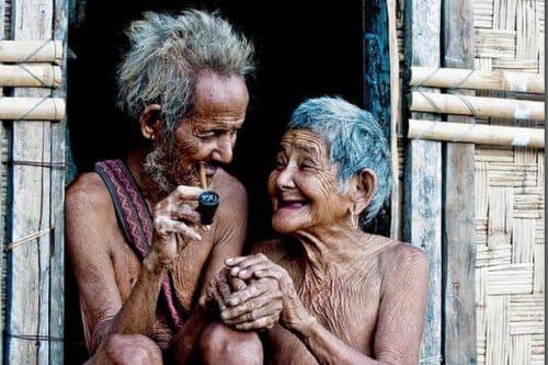 Uśmiechnięte osoby starsze, Dzień uśmiechu