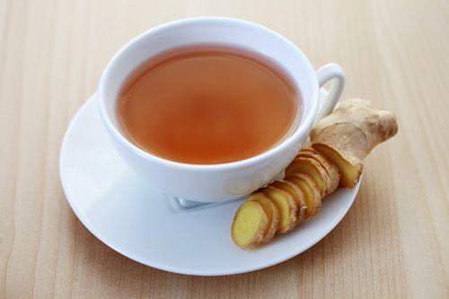 Spicy Herbal Tea