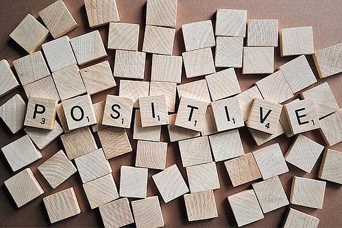 positive, motivate