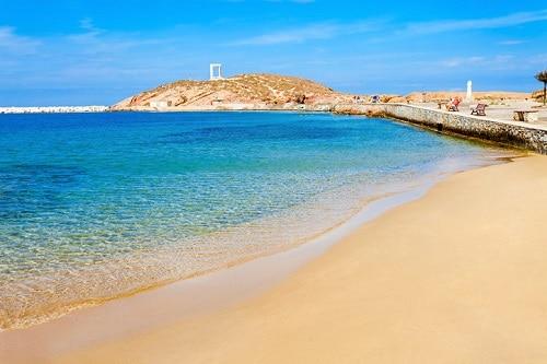 For Beach Bums: Naxos