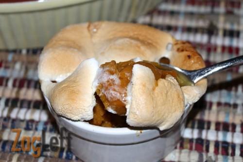 Sweet Potato Casserole with Marshmallows from ZagLeft