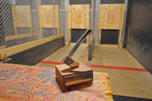 Denver axe throwing