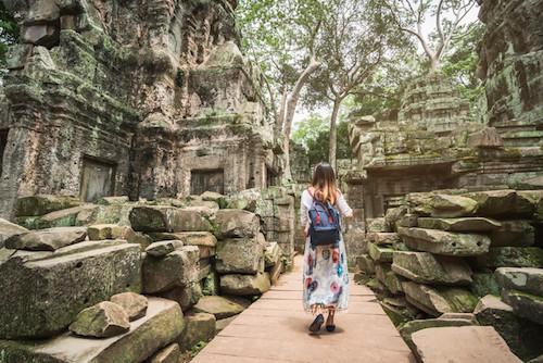 Angkor Temples 3 Day Itinerary | Winetraveler.com