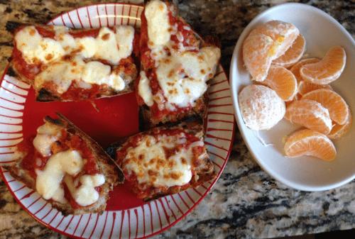 Breakfast ideas Pizza for breakfast