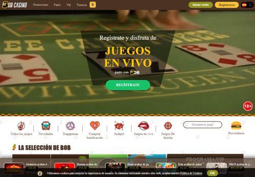 Bob Casino revision
