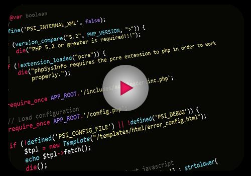 کلاس آموزش حرفه ای PHP مقدماتی تا پیشرفته
