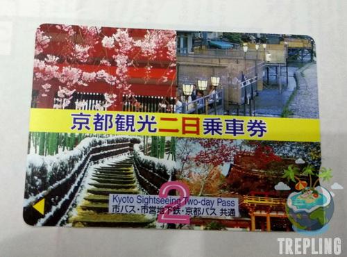 kyoto sightseeing pass