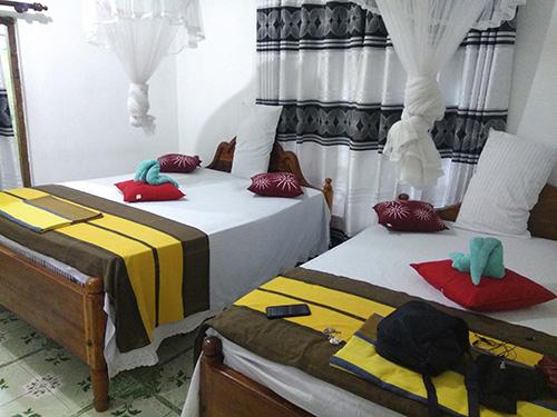 Penampakan kamar Kalana Homestay