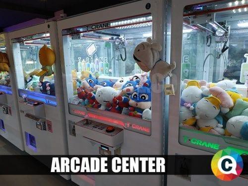 Surga Claw Machine @ Arcade Center