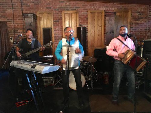 Live zydeco is easy to find in lafayette.