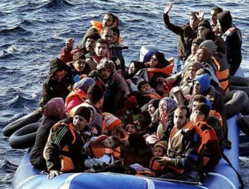 Migrants ne traversent pas