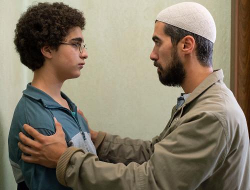 Ahmed et l'Imam dans Le Jeune Ahmed des frères Dardenne