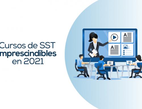 Cursos de SST imprescindibles en 2021