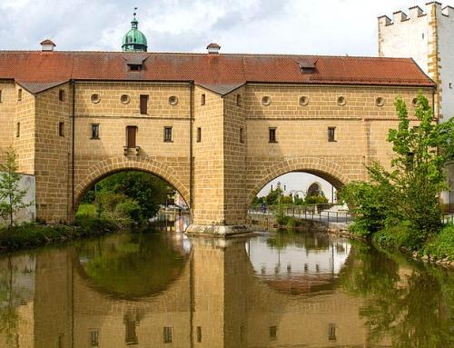 A Beautiful Sight: Amberg, Germany