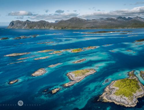 Südsee, Karibik oder Malediven? Nein, Norwegen!