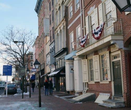 Philadelphia a year-round weekend destination.