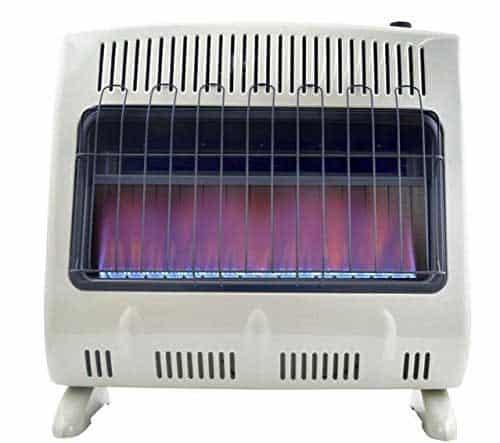 Mr. Heater gas heater