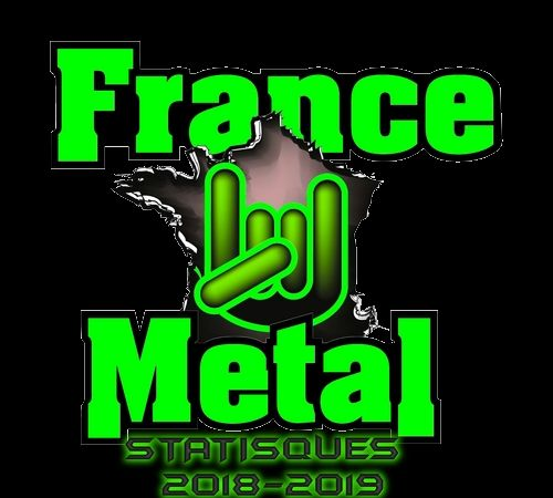 You are currently viewing Metal Investigation – Statistiques des concerts 2018 et 2019